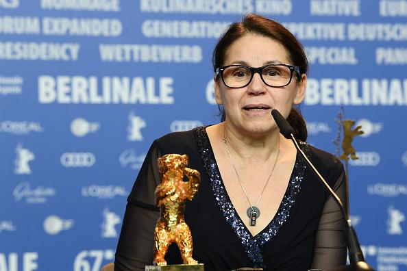 ベルリン国際映画祭「Award Winners Press Conference - 67th Berlinale International Film Festival」:写真・画像(8)[壁紙.com]
