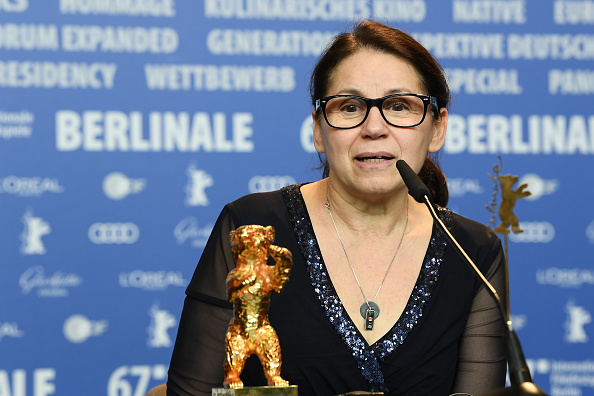 Berlin International Film Festival「Award Winners Press Conference - 67th Berlinale International Film Festival」:写真・画像(8)[壁紙.com]