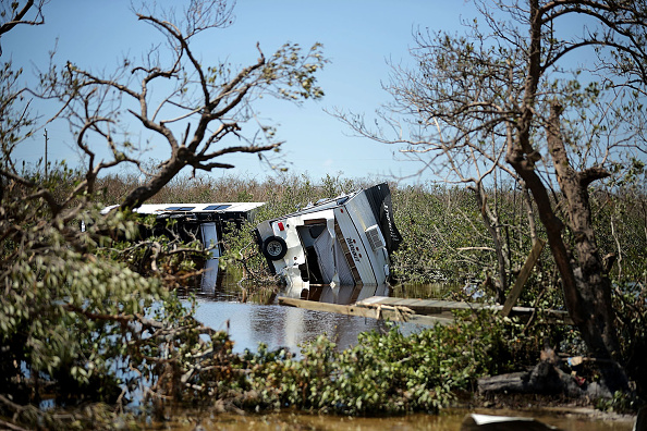 Wireless Technology「Florida Begins Long Recovery After Hurricane Irma Plows Through State」:写真・画像(8)[壁紙.com]