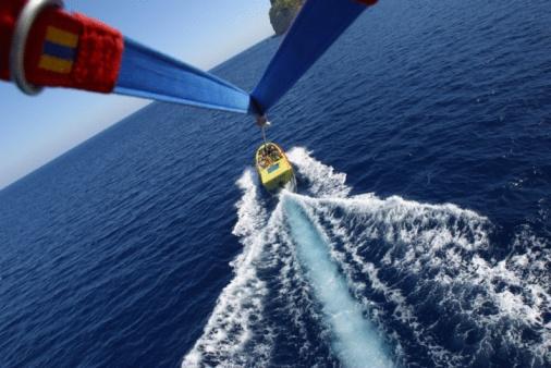 Parasailing「Recreational parasailing」:スマホ壁紙(9)