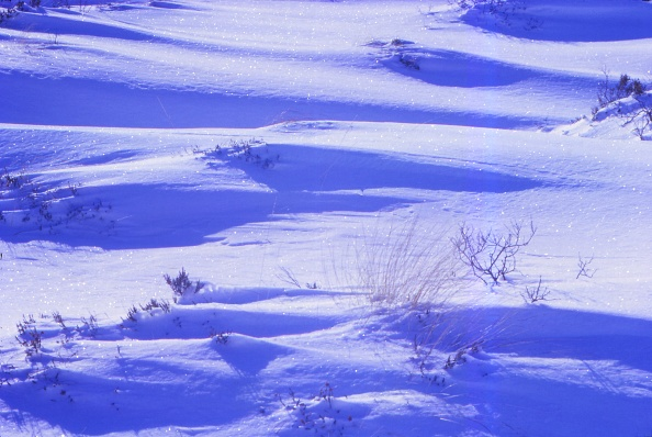 Full Frame「Snow Surface On Rannoch Moor In February」:写真・画像(7)[壁紙.com]
