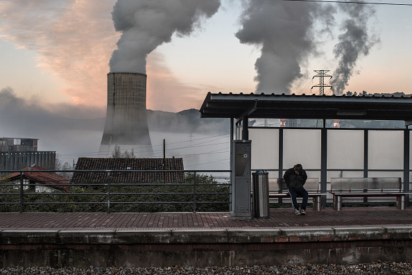Waiting「The Coal Mining Communities Of Northern Spain」:写真・画像(17)[壁紙.com]