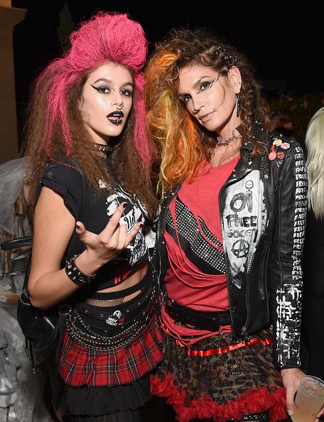 Cindy Crawford「Casamigos Tequila Halloween Party」:写真・画像(19)[壁紙.com]