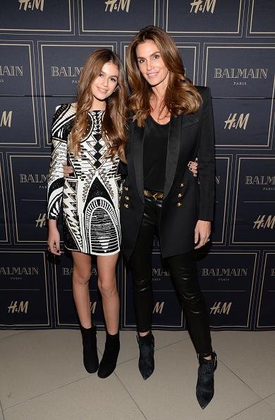 Cindy Crawford「Balmain x H&M Los Angeles VIP Pre-Launch」:写真・画像(16)[壁紙.com]