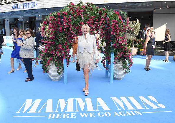 Judy Craymer「Mamma Mia! Here We Go Again World Premiere」:写真・画像(3)[壁紙.com]