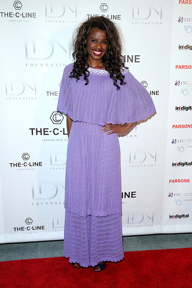 Lavender Color「Women Empowering Women Luncheon And Fashion Show At The UN For LDNY Festival Launch」:写真・画像(14)[壁紙.com]
