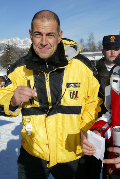 Ski-Wear「Celebrities At Hahnenkamm Ski Races In Kitzbuehel」:写真・画像(19)[壁紙.com]