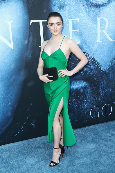 """Green Color「Premiere Of HBO's """"Game Of Thrones"""" Season 7 - Arrivals」:写真・画像(19)[壁紙.com]"""