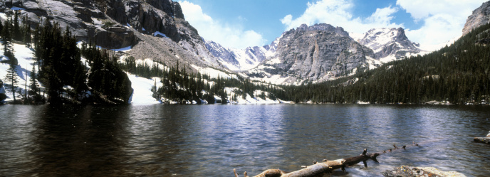 Emerald Lake「Rocky Mountain National Park」:スマホ壁紙(15)