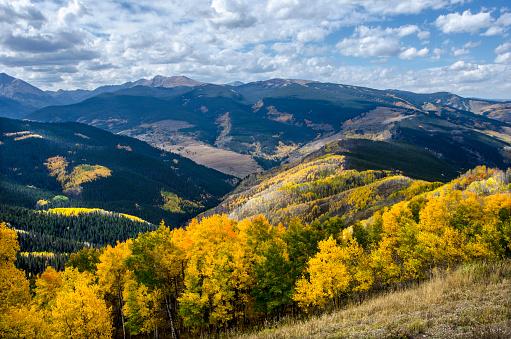 Aspen Tree「Rocky Mountain Panorama」:スマホ壁紙(16)