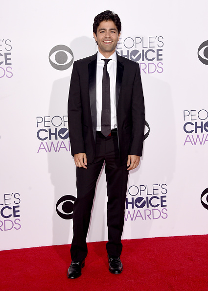 St「The 41st Annual People's Choice Awards - Arrivals」:写真・画像(8)[壁紙.com]