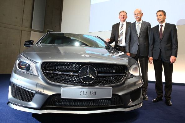 Corporate Business「Daimler AG Announces Financial Results For 2012」:写真・画像(2)[壁紙.com]