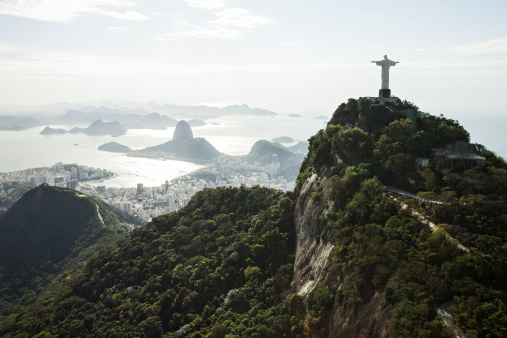 Monument「Sunny view onto Corcovado and Sugarloaf」:スマホ壁紙(16)