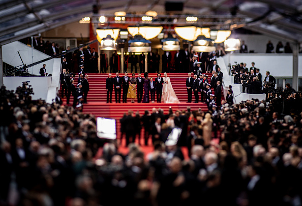 International Cannes Film Festival「Colour Alternative View - The 72nd Annual Cannes Film Festival」:写真・画像(6)[壁紙.com]