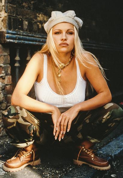 1990~1999年「Pamela Anderson」:写真・画像(17)[壁紙.com]