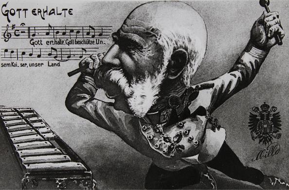 1人「Cartoon Emperor Franz Joseph I.」:写真・画像(7)[壁紙.com]