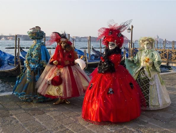 San Marco Quarter「Venice Carnival 2014」:写真・画像(8)[壁紙.com]
