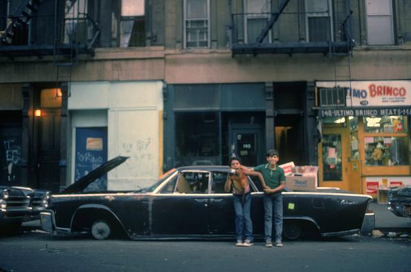 ニューヨーク市「City Scene In The 1970s」:写真・画像(16)[壁紙.com]