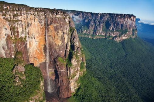 UNESCO「Angel Falls, Canaima National Park, Venezuela, South America」:スマホ壁紙(8)