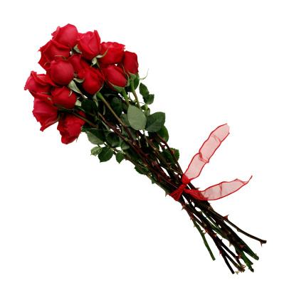 バラ「Red roses」:スマホ壁紙(18)