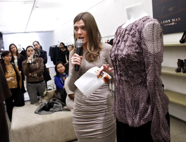 Marie Claire Magazine「MaxStudio Fall Fashion Event」:写真・画像(18)[壁紙.com]