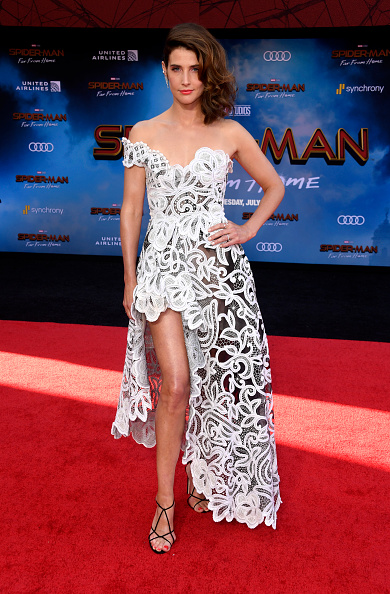 "Off Shoulder「Premiere Of Sony Pictures' ""Spider-Man Far From Home""  - Arrivals」:写真・画像(7)[壁紙.com]"