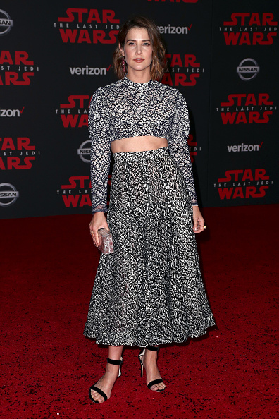 シュラインオーディトリアム「Premiere Of Disney Pictures And Lucasfilm's 'Star Wars: The Last Jedi' - Arrivals」:写真・画像(1)[壁紙.com]