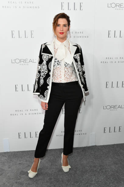 ELLE's 24th Annual Women in Hollywood Celebration presented by L'Oreal Paris, Real Is Rare, Real Is A Diamond and CALVIN KLEIN - Arrivals:ニュース(壁紙.com)