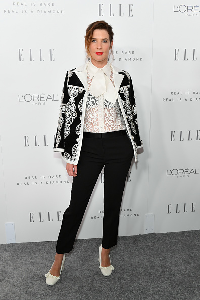 Celebration「ELLE's 24th Annual Women in Hollywood Celebration presented by L'Oreal Paris, Real Is Rare, Real Is A Diamond and CALVIN KLEIN - Arrivals」:写真・画像(5)[壁紙.com]