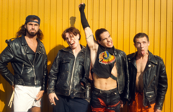 1990-1999「Red Hot Chili Peppers」:写真・画像(19)[壁紙.com]