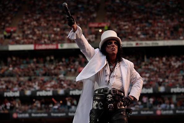 Alice Cooper「Fire Fight Australia Bushfire Relief Concert」:写真・画像(10)[壁紙.com]