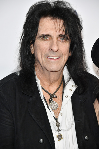 Alice Cooper「2020 Musicares Person Of The Year Honoring Aerosmith - Arrivals」:写真・画像(9)[壁紙.com]