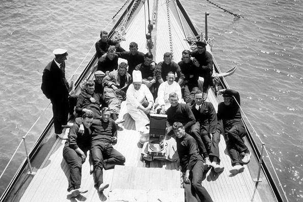 ヨットセーリング「Crew On Deck」:写真・画像(7)[壁紙.com]