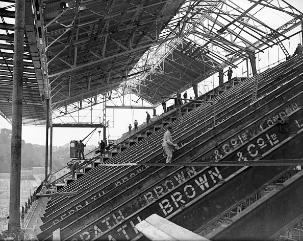 スタジアム「Arsenal Grandstand」:写真・画像(11)[壁紙.com]