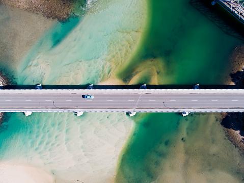 River「Coastal Bridge」:スマホ壁紙(12)