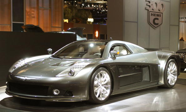ダイムラーAG「North American International Auto Show」:写真・画像(19)[壁紙.com]