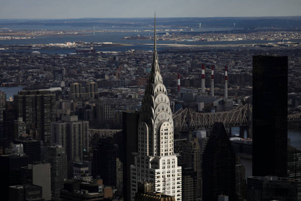 New York City's Iconic Chrysler Building Is Up For Sale:ニュース(壁紙.com)