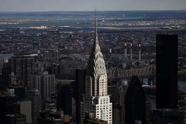 Construction Industry「New York City's Iconic Chrysler Building Is Up For Sale」:写真・画像(16)[壁紙.com]