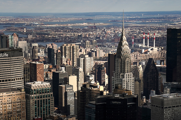 Construction Industry「New York City's Iconic Chrysler Building Is Up For Sale」:写真・画像(18)[壁紙.com]