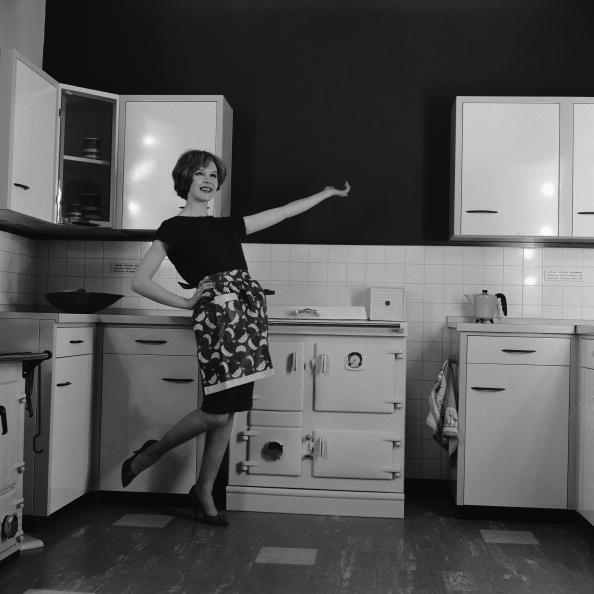 Domestic Kitchen「Rayburn Oven」:写真・画像(0)[壁紙.com]