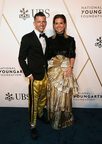 Ruffled Shirt「2019 National YoungArts Foundation Backyard Ball Performance And Gala」:写真・画像(2)[壁紙.com]