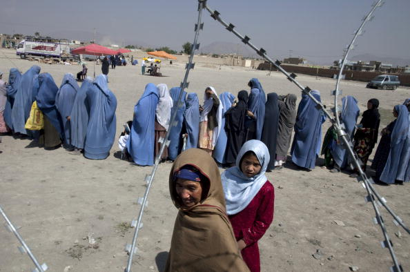 Spice「Afghan Widows Still Receiving Monthly Rations From CARE」:写真・画像(4)[壁紙.com]