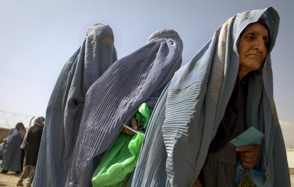 Spice「Afghan Widows Still Receiving Monthly Rations From CARE」:写真・画像(5)[壁紙.com]