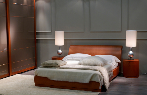 Double Bed「Bedroom by Italy」:スマホ壁紙(12)