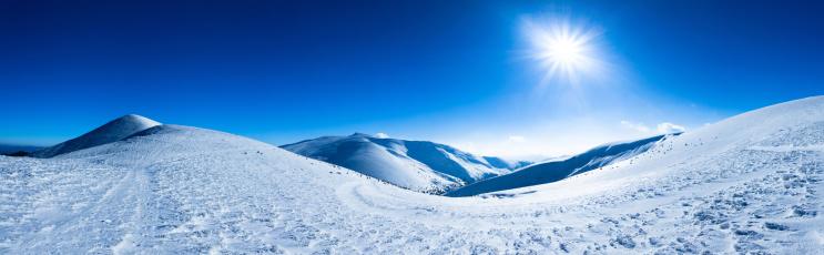 Royal Blue「Polar sunshine」:スマホ壁紙(1)
