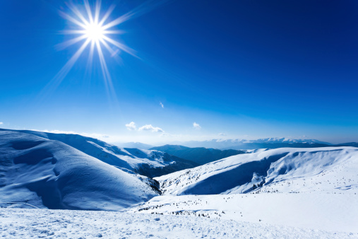 Winter Solstice「Polar sunshine」:スマホ壁紙(9)