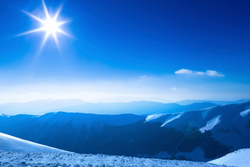Winter Solstice「Polar sunshine」:スマホ壁紙(16)