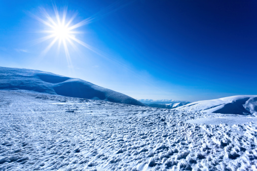 Winter Solstice「Polar sunshine」:スマホ壁紙(17)