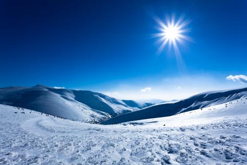 Winter Solstice「Polar sunshine」:スマホ壁紙(11)