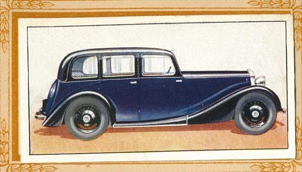 ダイムラーAG「Daimler 15 Saloon, C1936」:写真・画像(18)[壁紙.com]